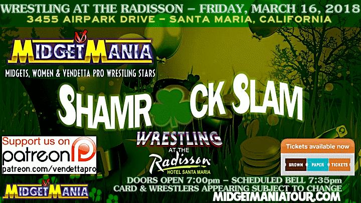 MidgetMania: Shamrock Slam