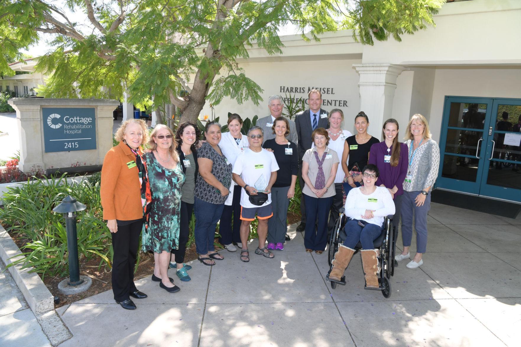 Delightful Cottage Rehabilitation Hospital Celebrates Rehabilitation Awareness Week