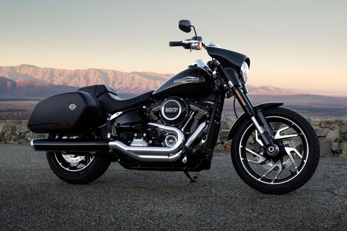 New 2020 Harley-Davidson Sport Glide in Chandler #HD052366