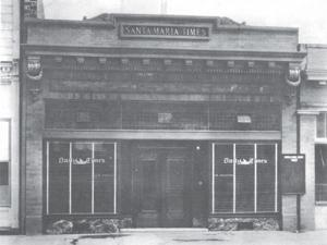 Santa Maria Times building