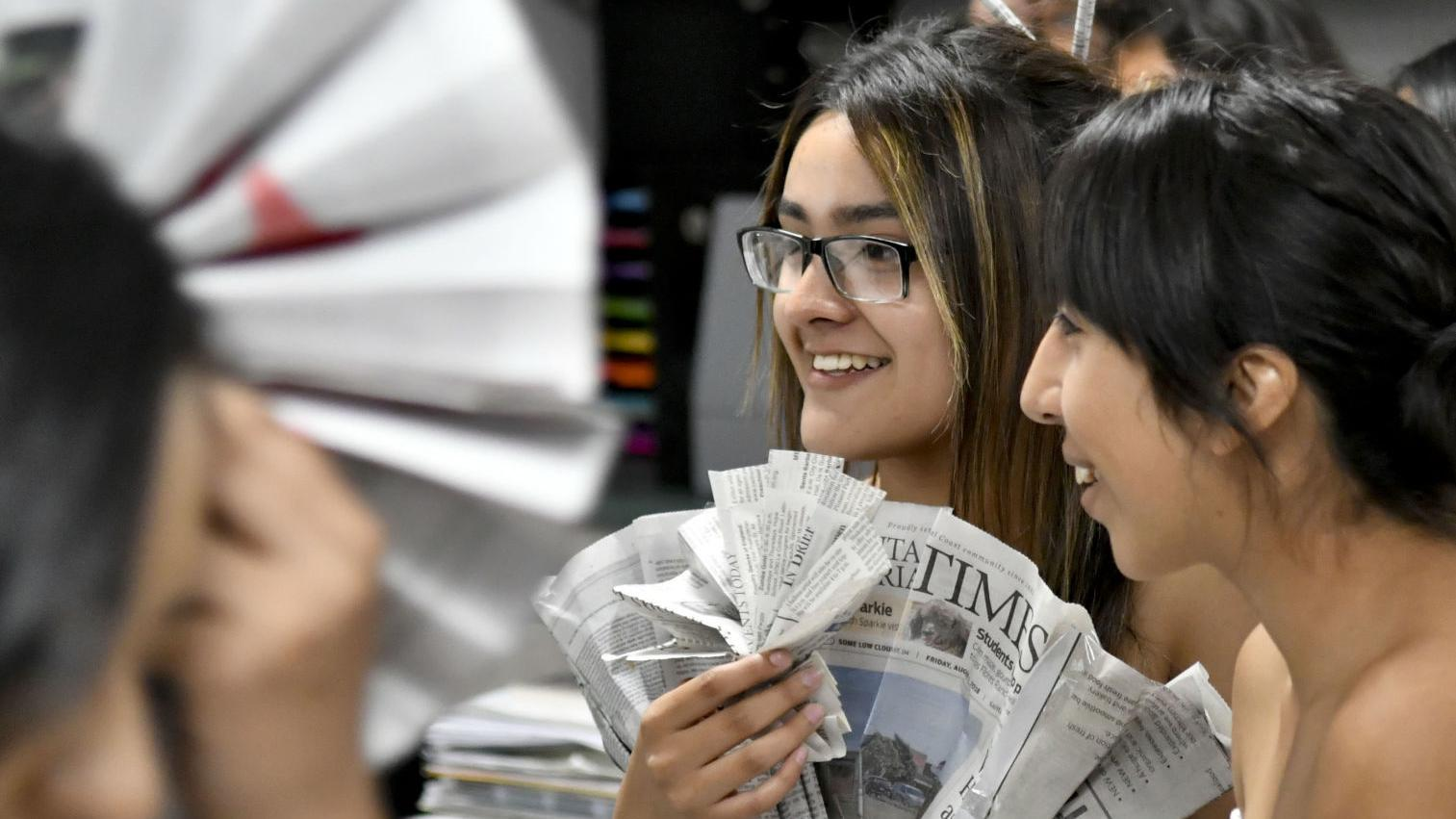 In Liberal Wine Country, Turning Newspaper Readers Into Shareholders
