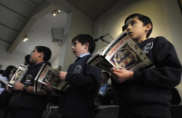 Catholic Schools: Celebration week