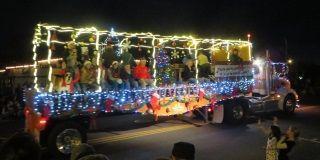Arroyo Grande Christmas Parade 2019 Arroyo Grande celebrates Christmas in the Village