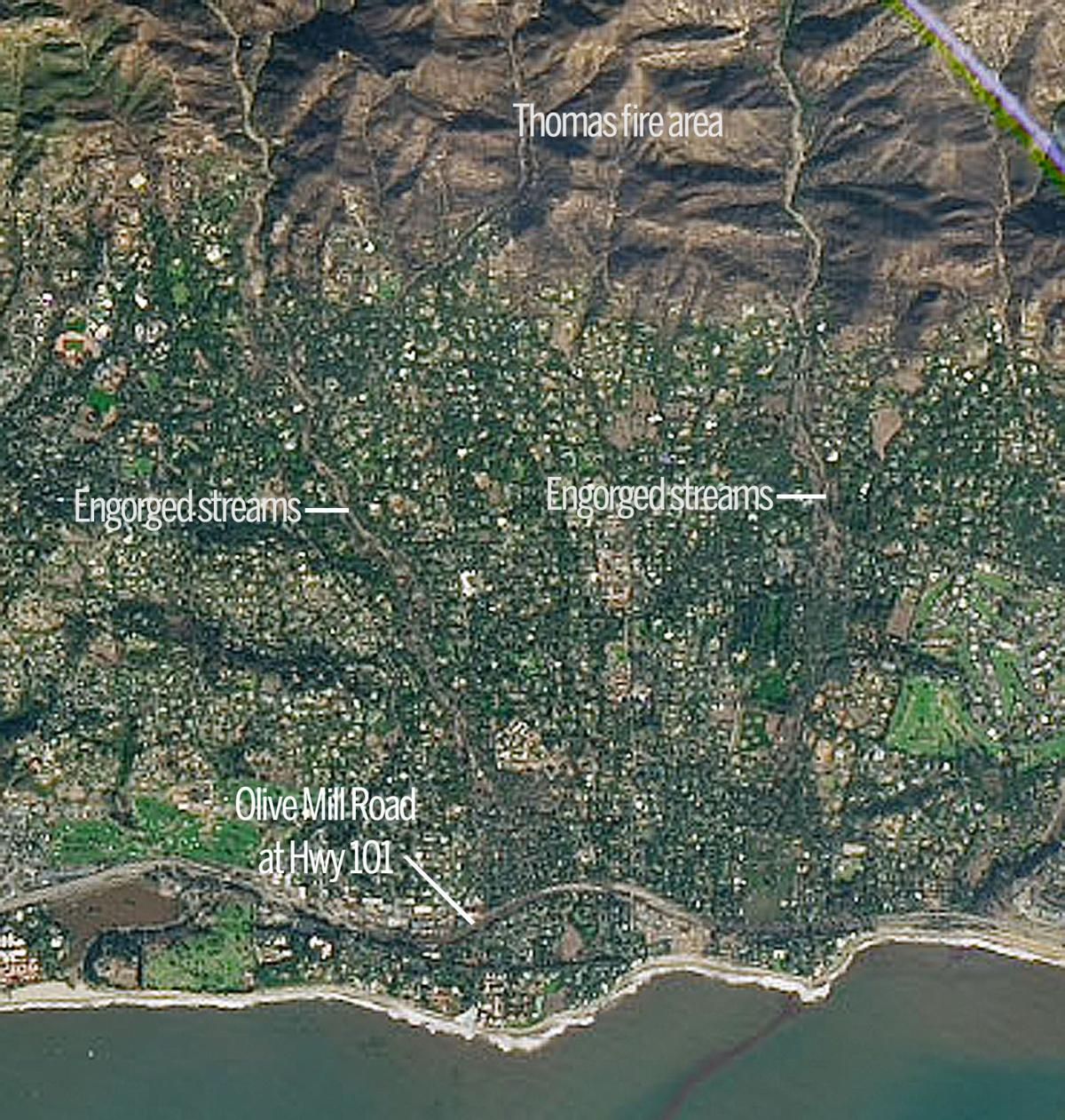 8 people remain missing in Montecito mudslides prominent real