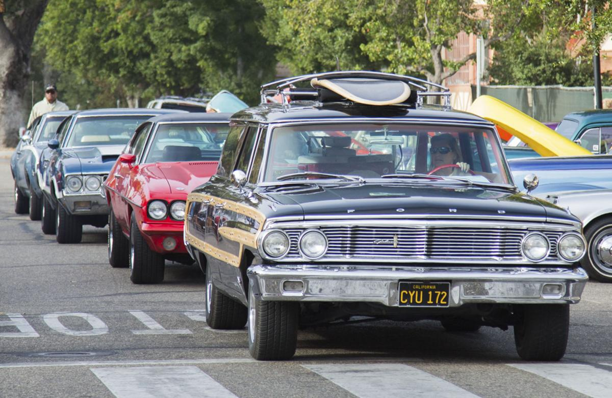 Nationally Known Tv Series My Classic Car To Film At Solvang Car
