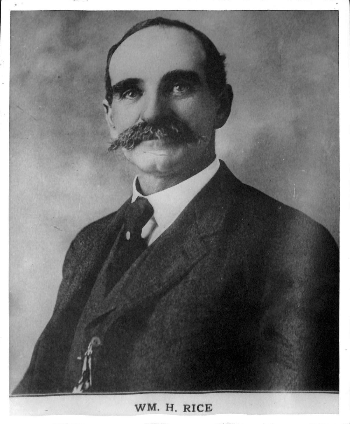William Hickman Rice