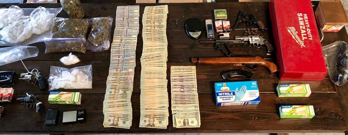 Jacob Cardenas guns and drugs