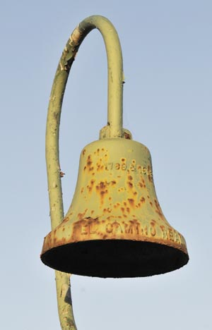 new mission bells return to hwy 101 local news