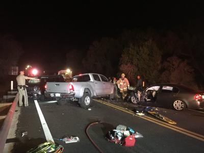 Highway 154 crash
