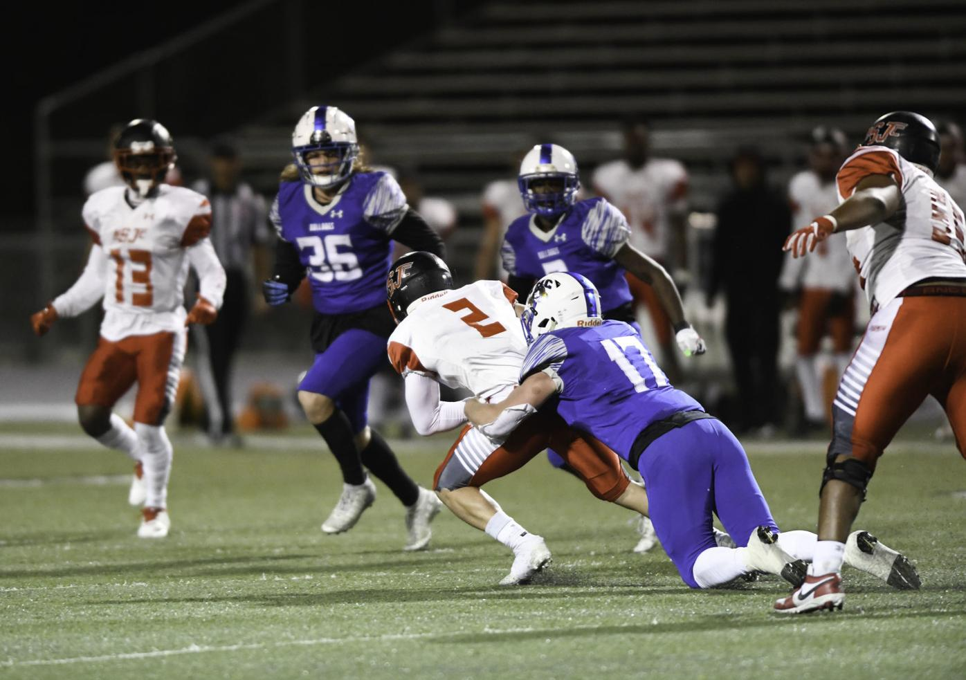 Mt San Jacinto vs Allan Hancock Football
