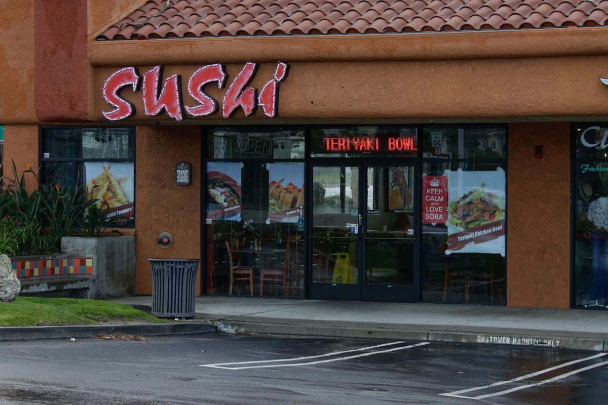 Sushi Kokku, Pismo Coast Shopping Center, 031920