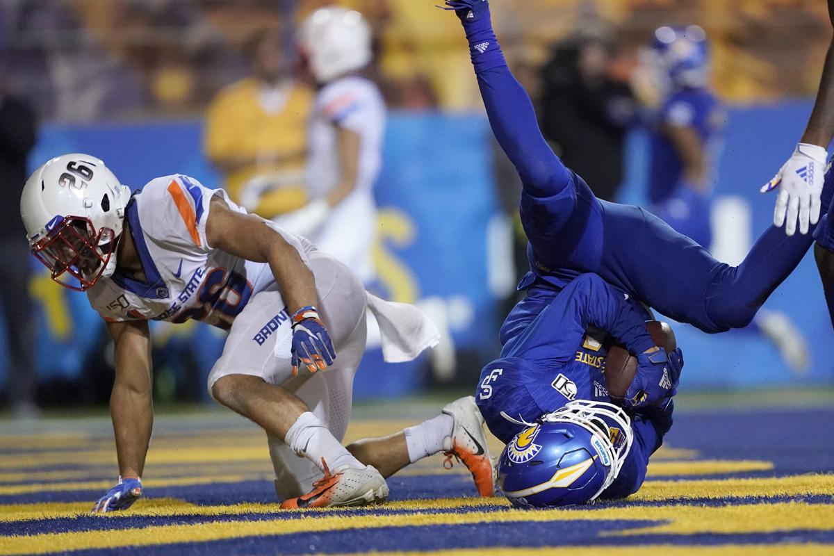Boise St San Jose St Football