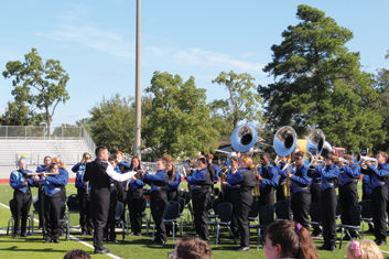 Bay High Band