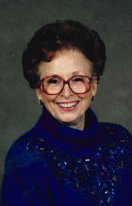"Joyce Colson Hicks, ""Maw Maw Red"""