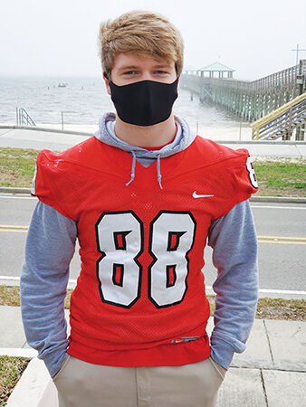 2020 Defensive Player of the Year LB Blake Bilich (Saint Stanislaus)