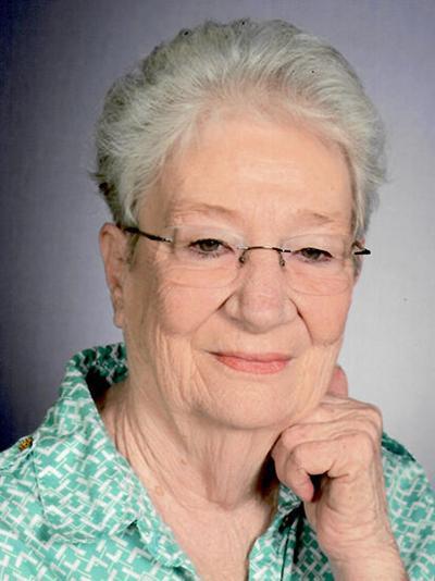 Patricia Ann Noonan Warman