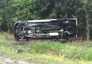Victim trapped until morning after crash | News