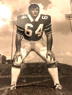 Greg Presnell, '71 Bulldog