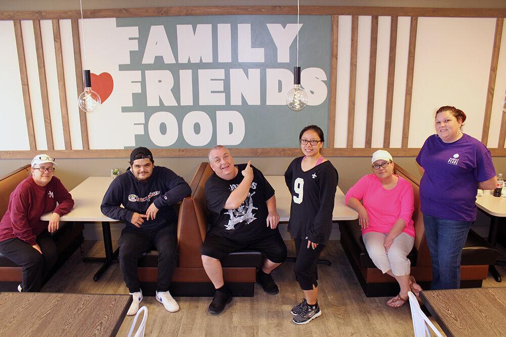 J's Restaurant crew