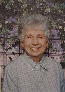 Edith Mae Grant