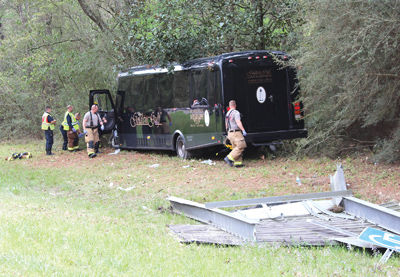 Bus crash on I-10: Multiple agencies respond after dozens