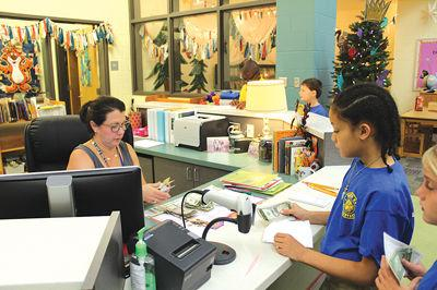 North Bay Elementary students learn about money management during Bank Day