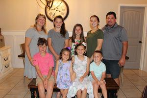 Madison's family