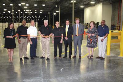 Chemours officially opens 300,000-sq -ft  distribution