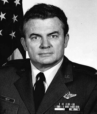 "Col. William Albert ""Bill"" Neff, USAF"