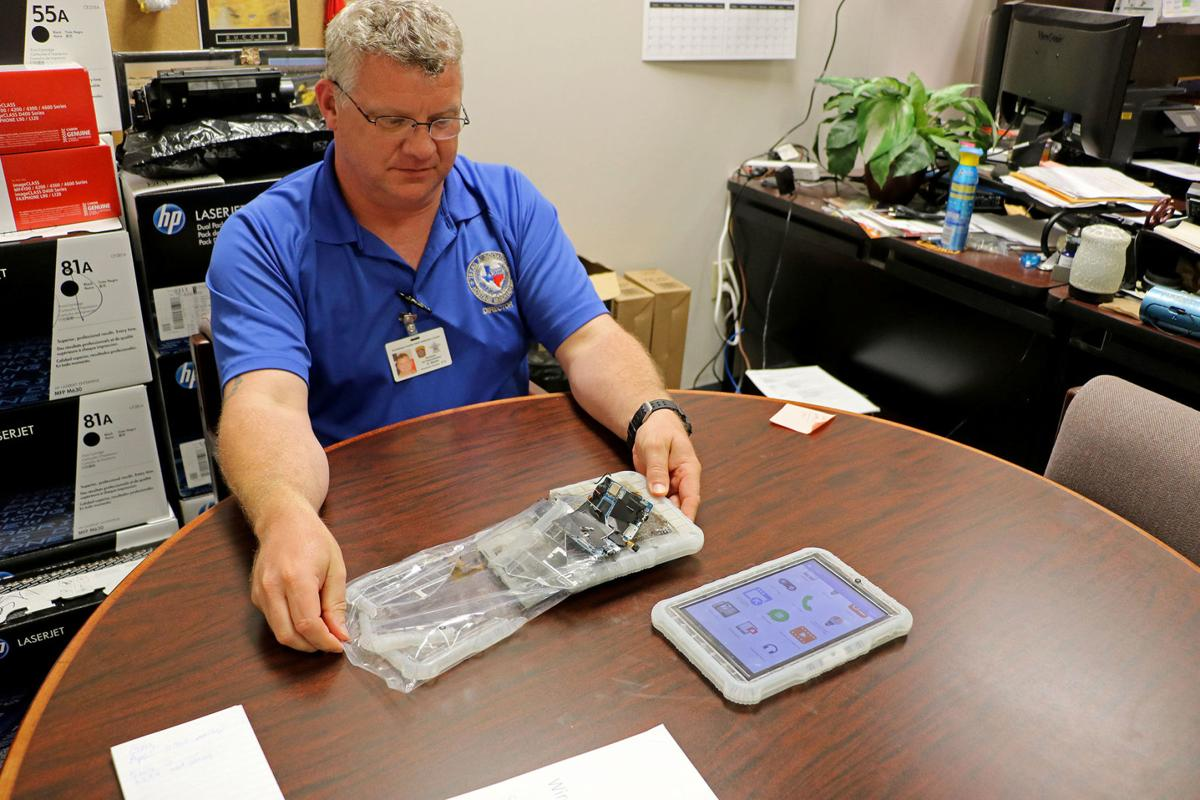 JAILHOUSE TECH: Inmate incident reports decline with access