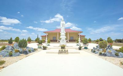 Đạo Tâm Buddhist Temple