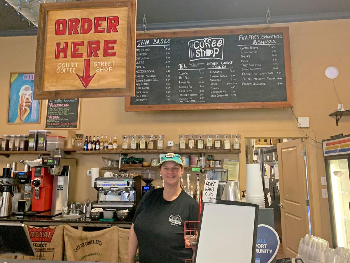 Court Street Coffee Shop