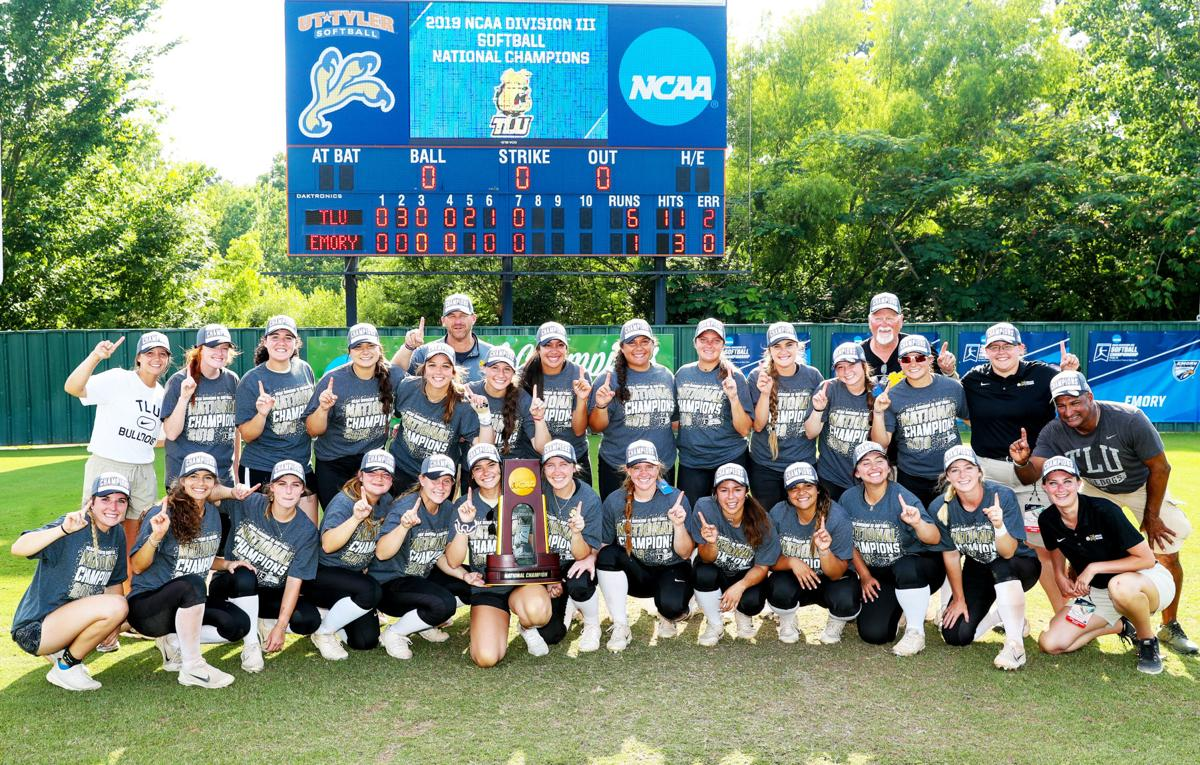 NCAA Division III National Champions