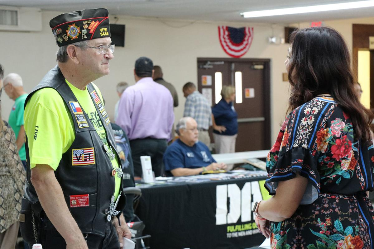 Veterans Resource Fair Aug 2019