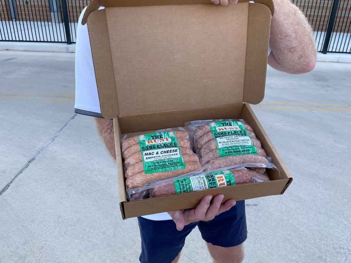 Pecans vs Sausage