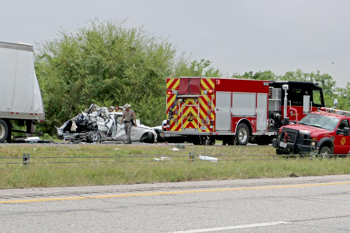 2 injured in fiery wreck on interstate | Alert
