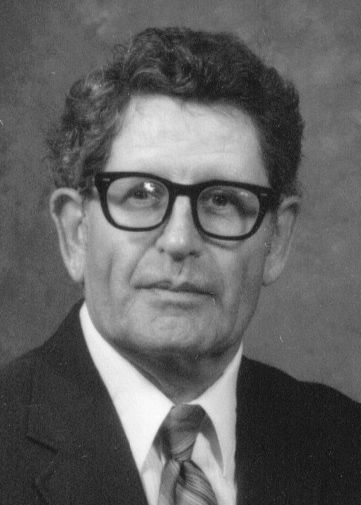 CMSGT Earl M. Holzgrafe
