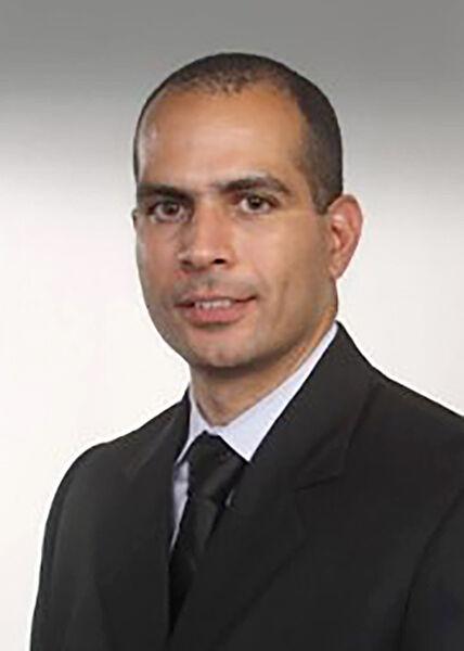 Dr. Juan Arenas, medical director of hospitalists at GRMC