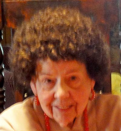 Gertrude Coker