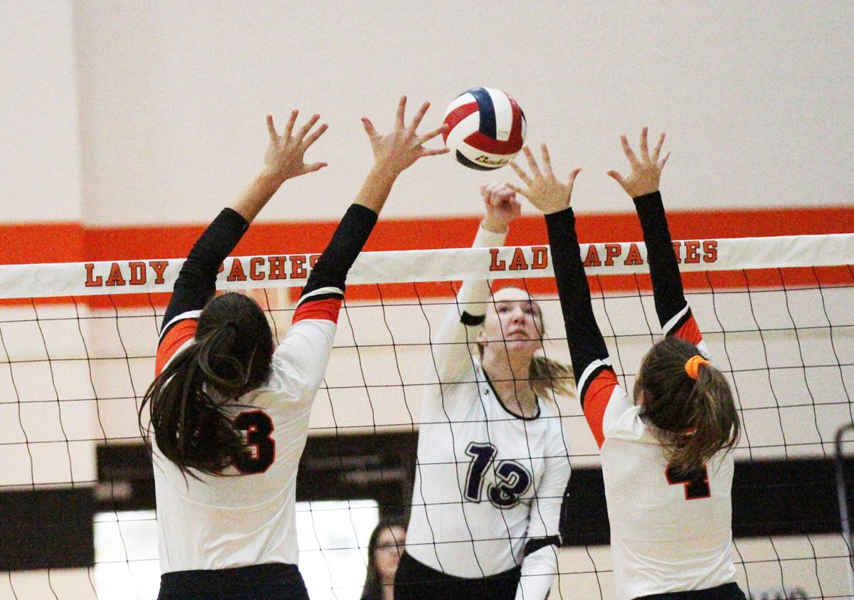 All-Area Volleyball