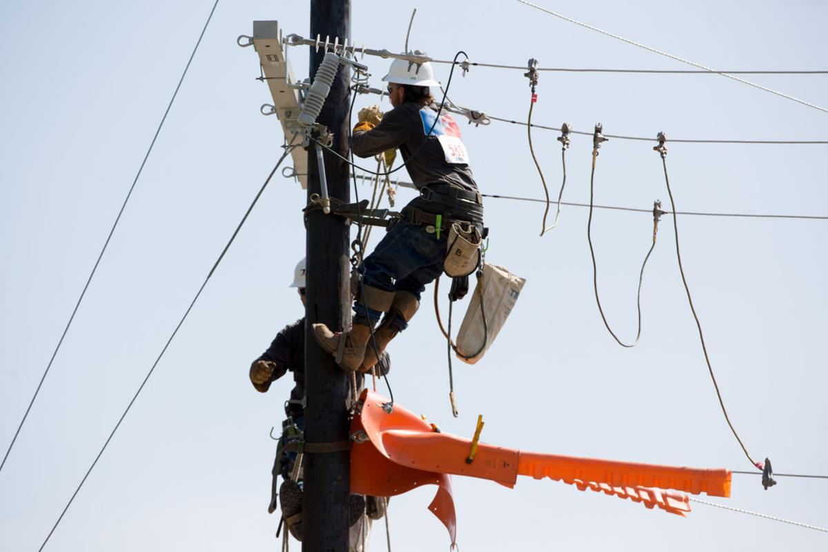 Linemen From Across The State Converge In Seguin For Rodeo
