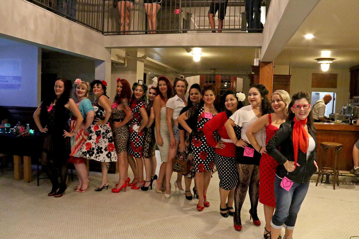 Pin Up Contest