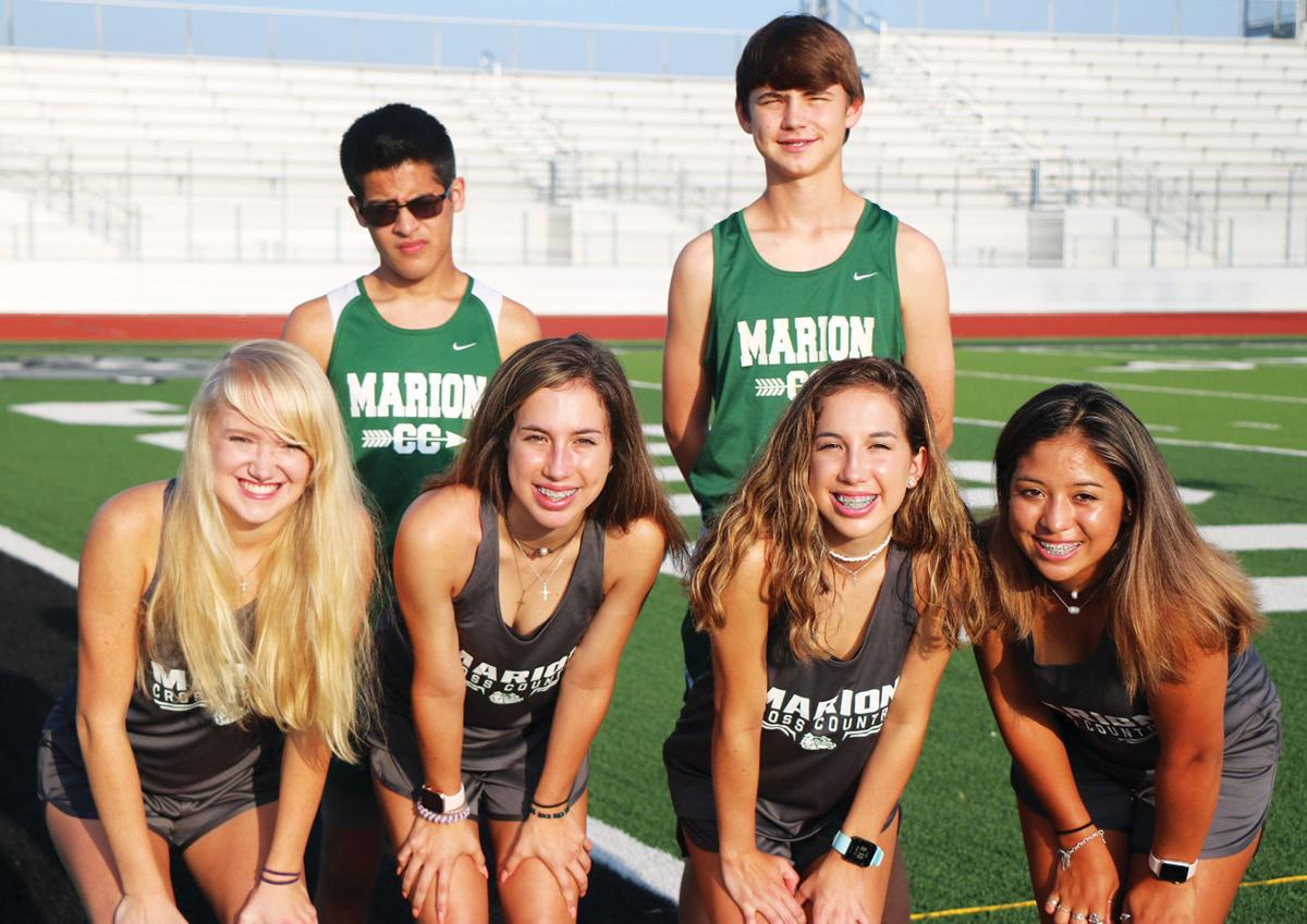 Marion runners