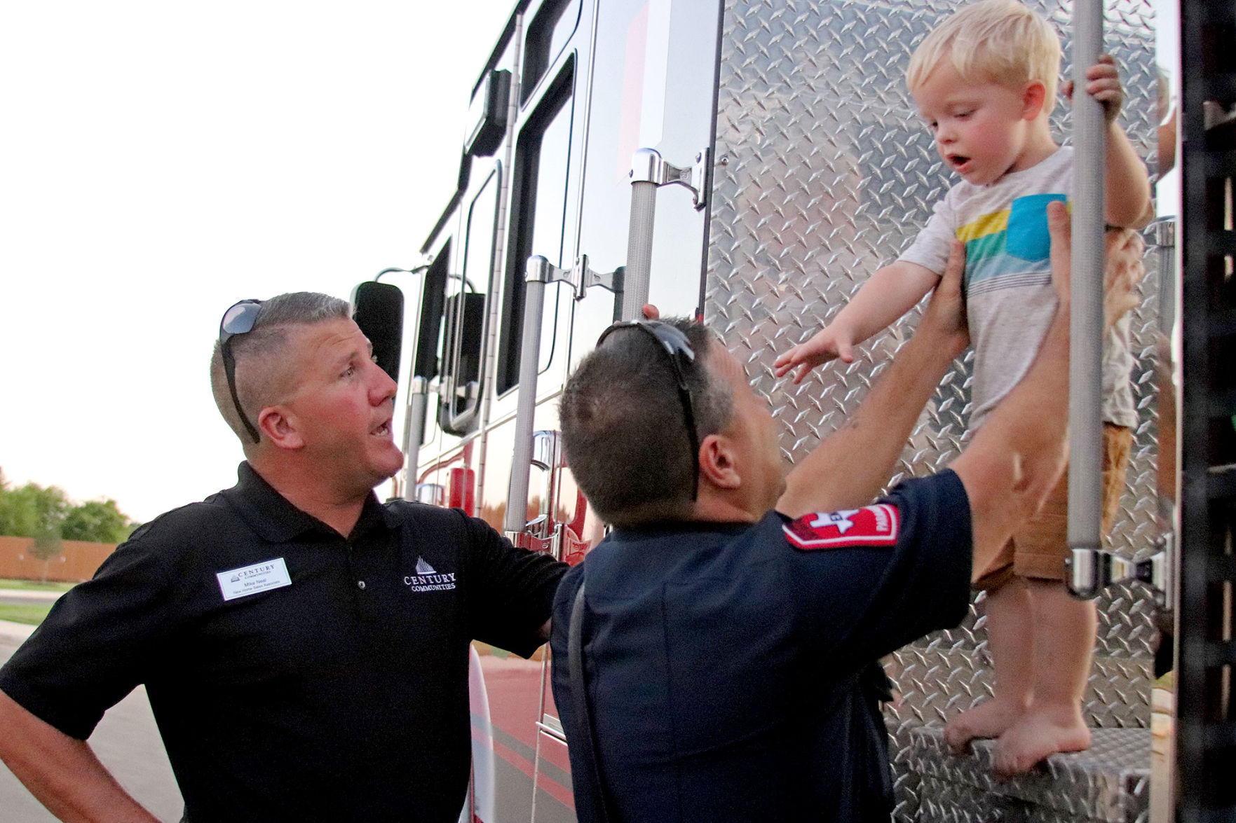 National Night Out a go in some areas