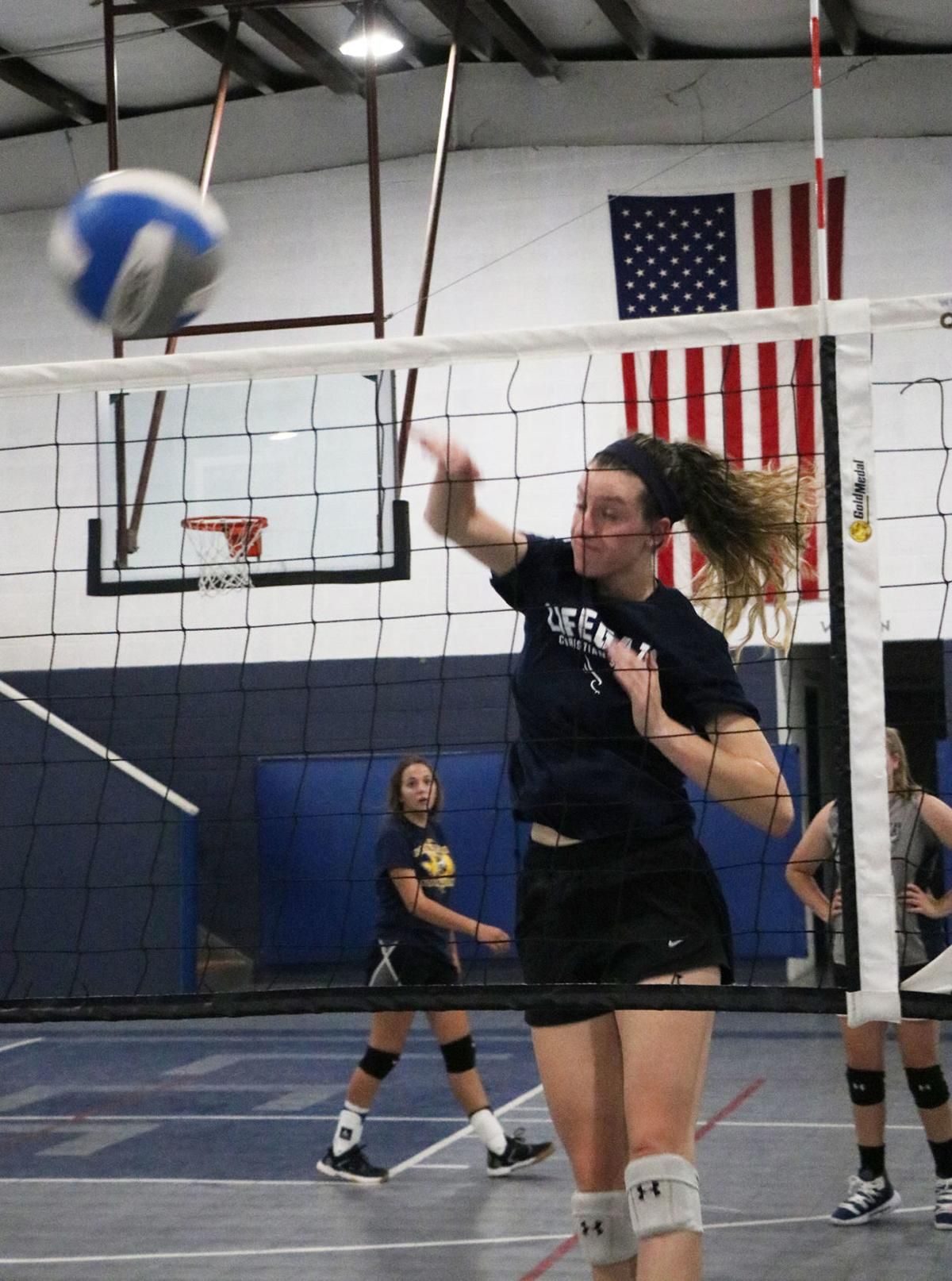 Lifegate volleyball