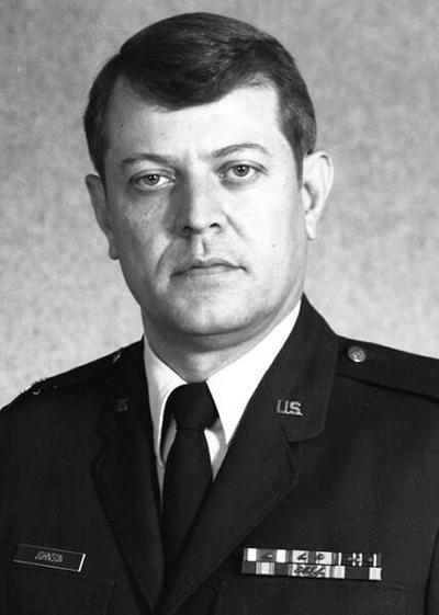 Colonel Harvey Lynn Johnson