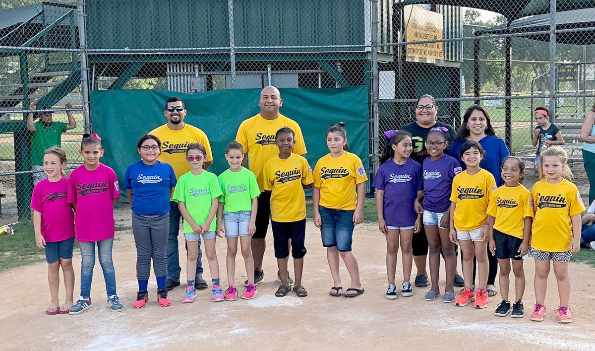 8 year old Softball Specials