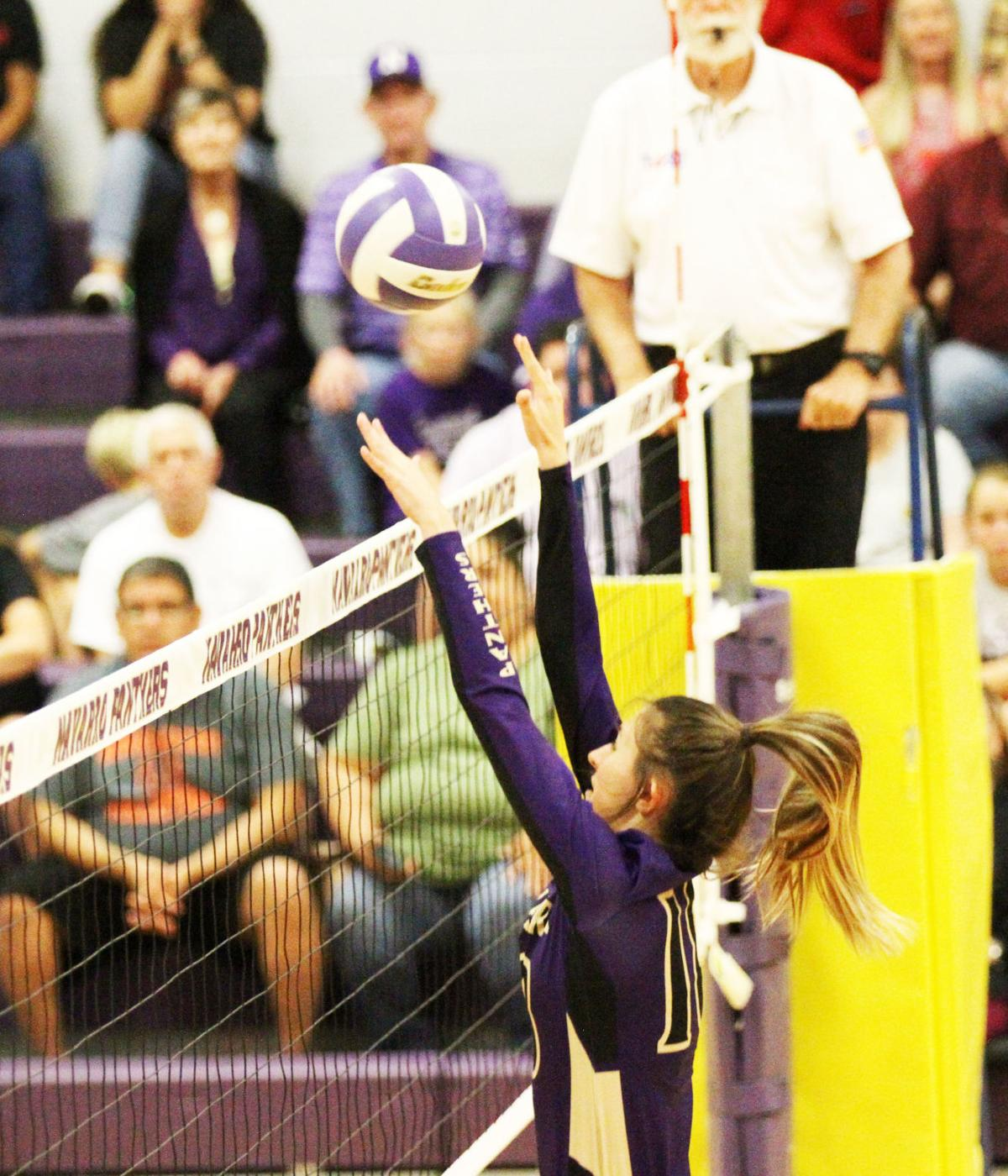 Navarro volleyball