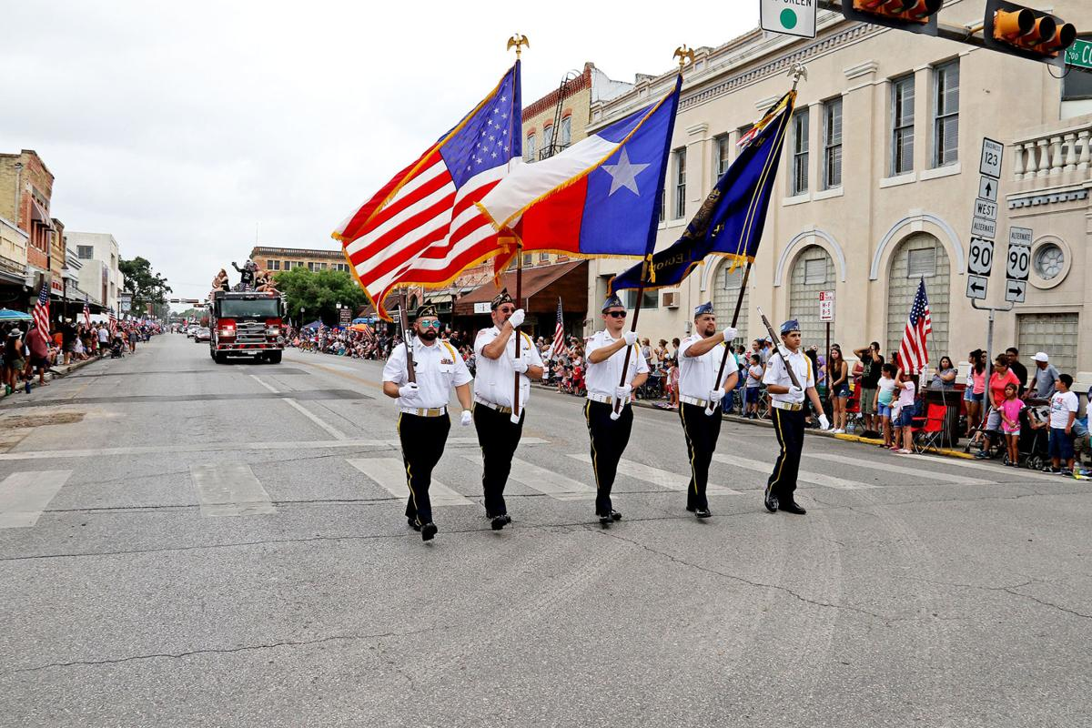 2019 Biggest Small Town Fourth of July Parade