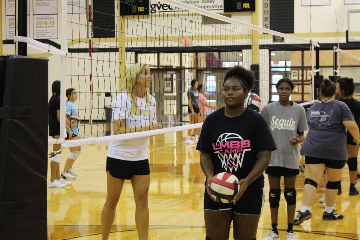 Seguin Volleyball